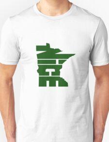 Minnesota Nice Forest Green T-Shirt