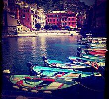 Vernazza, Cinque Terre by Colin Leal