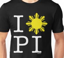 I Love the Philippines by AiReal Apparel Unisex T-Shirt
