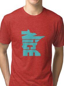 Minnesota Nice Tri-blend T-Shirt