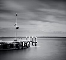 Mordialloc Pier by Christine  Wilson Photography
