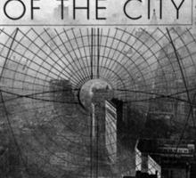 Modern Vampires of the City Sphere - White Sticker