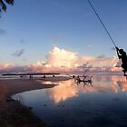 Swinger - Pakin Atoll, Micronesia by Alex Zuccarelli