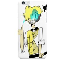 Human Bill Cipher iPhone Case/Skin