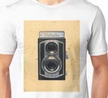 Weltaflex TLR Camera Unisex T-Shirt