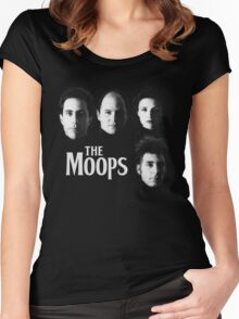 The Moops Women's Fitted Scoop T-Shirt