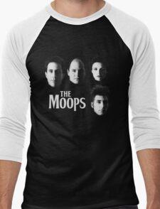 The Moops Men's Baseball ¾ T-Shirt