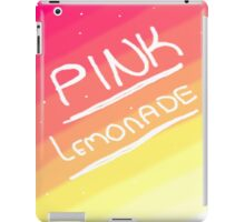 Pink Lemonade for iPad iPad Case/Skin