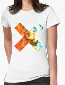 Carina Nebula Galaxy Shirt Version 1 | Mathematix Womens Fitted T-Shirt