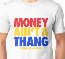 MONEY AIN'T A THANG - Pacquiao by AiReal Unisex T-Shirt