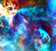 Carina Nebula Galaxy Shirt Version 5 | Mathematix Sticker