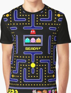 Pac-Man Graphic T-Shirt