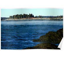 Sea Smoke II Poster