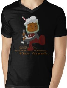 Adventure Time : Root Beer Guy  Mens V-Neck T-Shirt