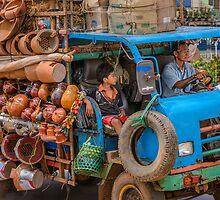 Travelling Salesman 2 by Werner Padarin
