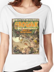 Fallout 4 - In Game Comic Cover Women's Relaxed Fit T-Shirt