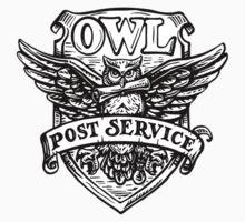 Owl Post by Meowykinss