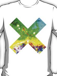 Universal Tye Dye   Galaxy Mathematix T-Shirt
