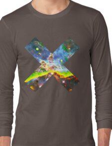 Expanse of God's Universe | Galaxy Mathematix Long Sleeve T-Shirt
