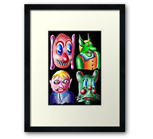 Celebrate being different in 2014 Framed Print