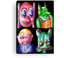 Celebrate being different in 2014 Canvas Print