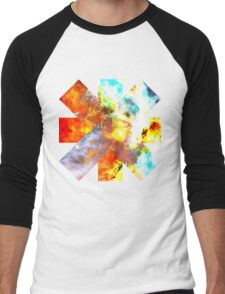 The Raw Universal Power | Carina Nebula XX Mathematix Men's Baseball ¾ T-Shirt