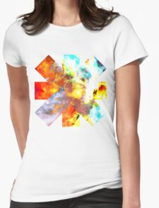 The Raw Universal Power | Carina Nebula XX Mathematix Womens Fitted T-Shirt