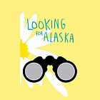 Looking For Alaska - Binoculars by emziiz