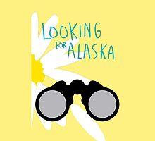 Looking For Alaska - Binoculars by emziiz