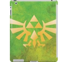 Cool Zelda Logo iPad Case/Skin
