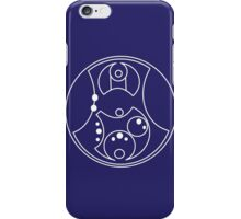 Doctor Who? iPhone Case/Skin