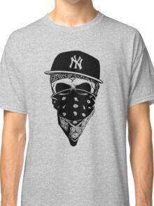 Gangsta Skull Classic T-Shirt