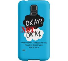 The Fault in Our Stars iPhone Case Samsung Galaxy Case/Skin