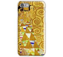 Gustav Klimt - Expectation iPhone Case/Skin