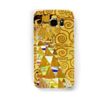 Gustav Klimt - Expectation Samsung Galaxy Case/Skin