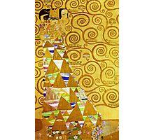 Gustav Klimt - Expectation Photographic Print