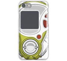 TK and Cody's D-3 Digivice iPhone Case/Skin