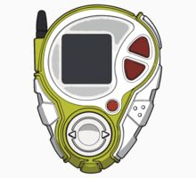 TK and Cody's D-3 Digivice One Piece - Long Sleeve