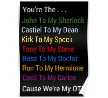 We're My OTP Poster