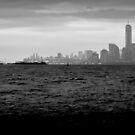 New York Skyline by Andrew Wilson
