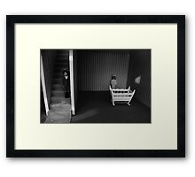 Doll House Framed Print