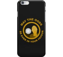 May the Oods Be Ever in Your Favour iPhone Case/Skin