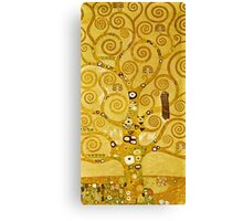 Gustav Klimt - Tree of Life Canvas Print