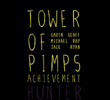 Tower of Pimps Text by emziiz