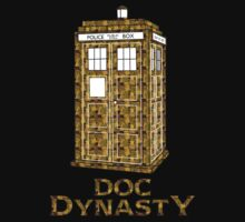 Doc Dynasty Kids Tee