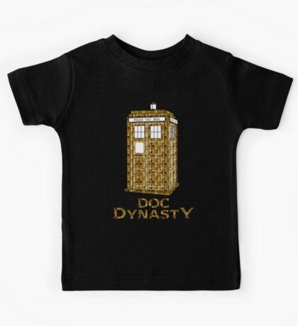 Doc Dynasty Kids Tee