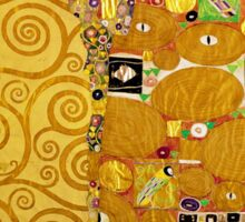Gustav Klimt - Fulfilment Sticker