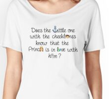 H & L - Prince and Cheekbones 2 Women's Relaxed Fit T-Shirt