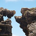Crumbling Cliffs by kalaryder