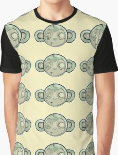 That Zombie Monkey Tho Graphic T-Shirt